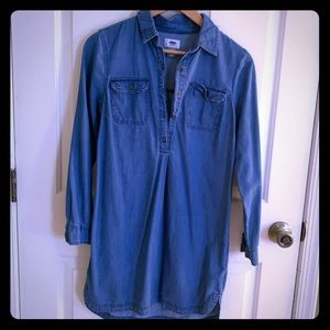 Old Navy Dresses - Denim shirt dress